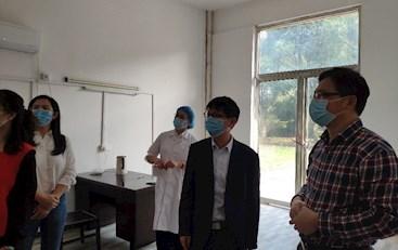我校召开疫情防控工作小组工作会议